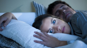 rugpijn/nekpijn en slapen